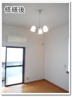 賃貸アパート&マンションの空室清掃/ワンルームマンション